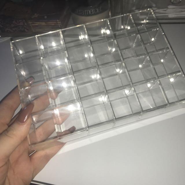 Acrylic Lipstick Holder / Organiser