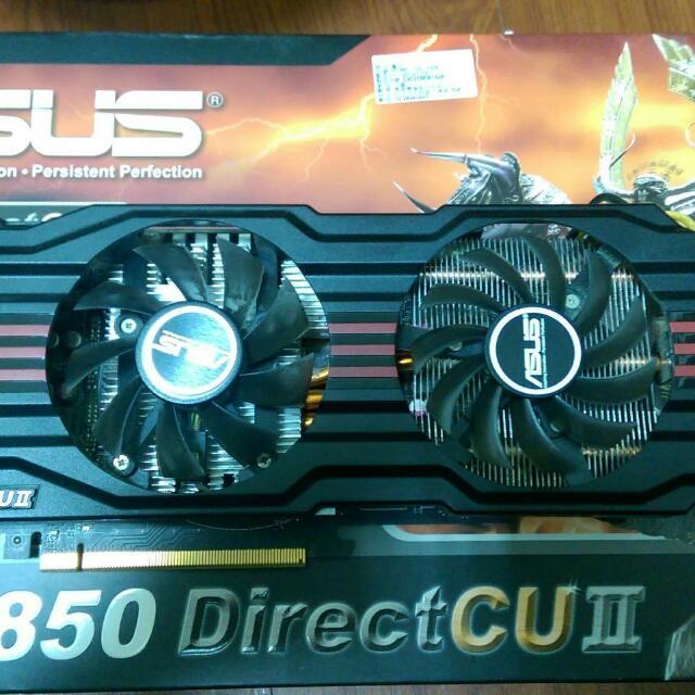 ASUS HD7850-DC2-2GD5-V2顯示卡
