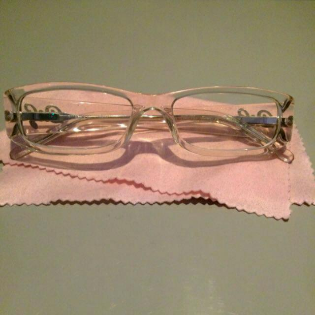 Authentic D&G Eyeglasses Frame