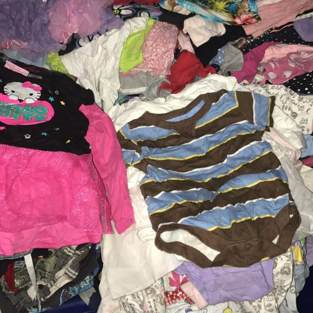 Babies And Toddlers Clothes