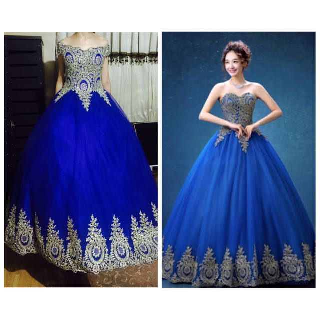 BALL GOWN/ DEBUT GOWN