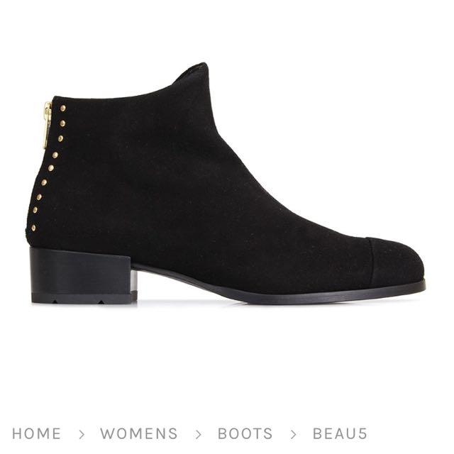 Beau 5 Shoes