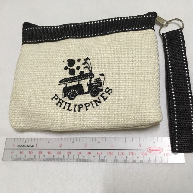Big Philippines Pouch