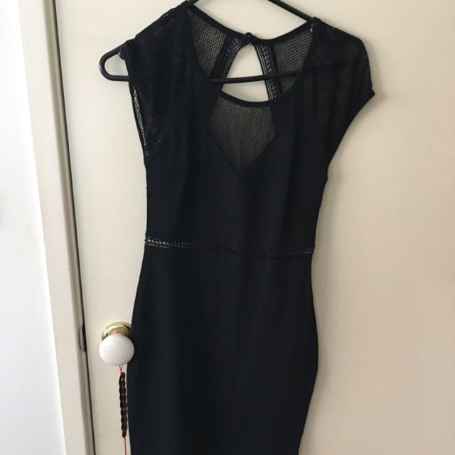 Black Dress - Size S