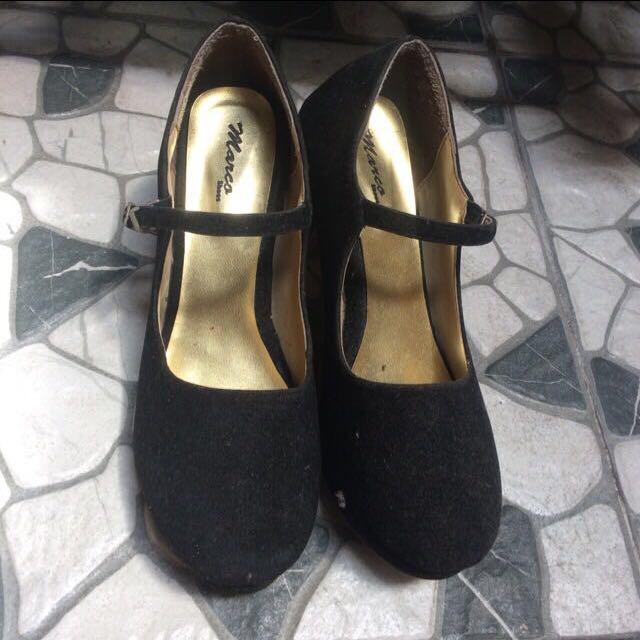 Black Heels By NSBWZ