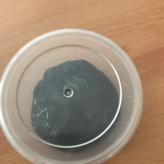 Black Putty Slime
