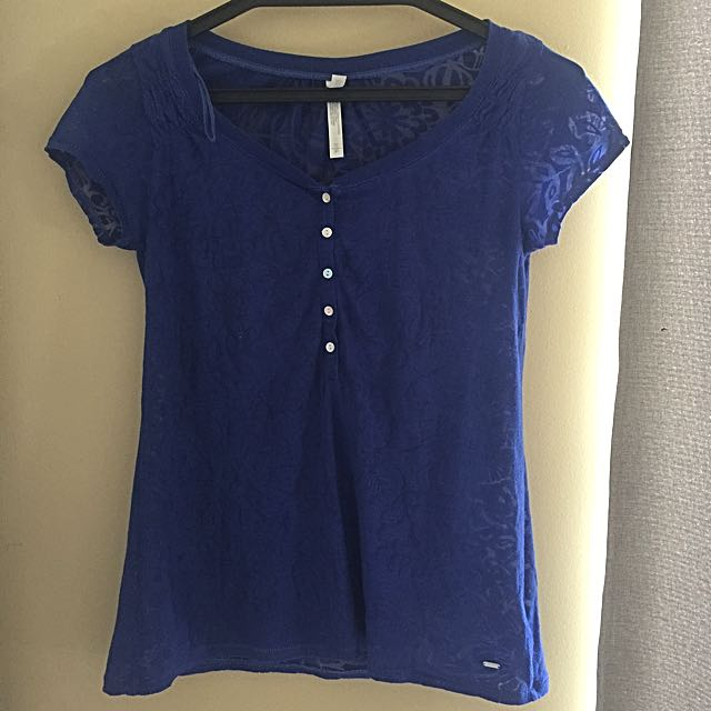 Blue Top from Aeropostale