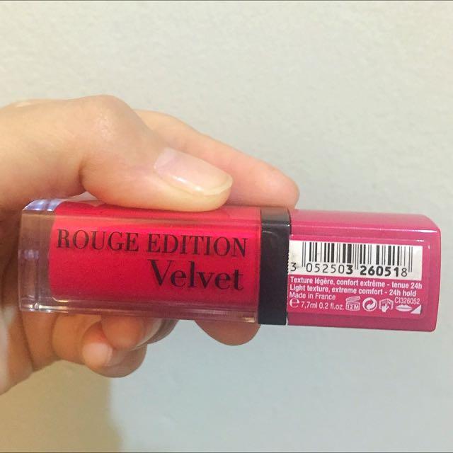 Bourjouis Rogue Velvet Ole Flamingo