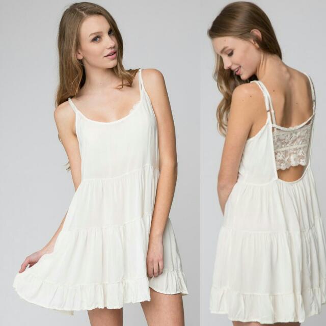 Birthday Sale!!! Brandy Melville Tierred Dress/Tunic SL Size SMALL
