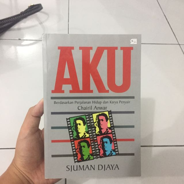 Buku AKU Chairil Anwar