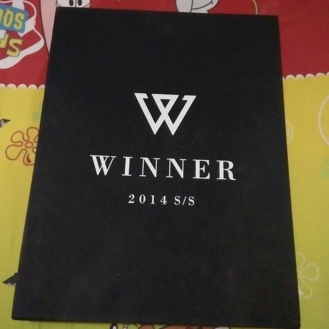 [CD] WINNER DEBUT ALBUM [2014 S/S] - LIMITED EDITION : BLACK