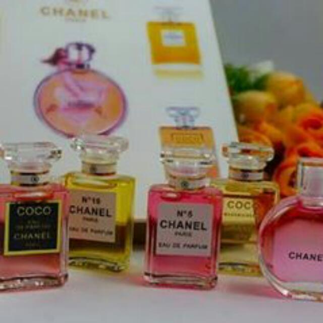 Chanel 5 In 1