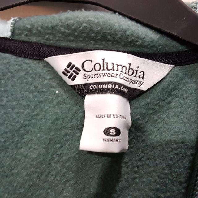 Columbia Green Jacket