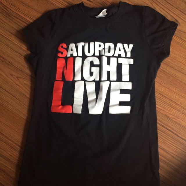 cool 😎 Black Saturday Night Live Pullover
