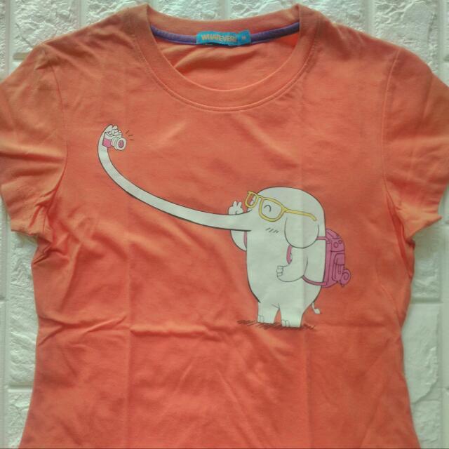 Cute Elephant top