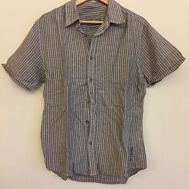 Esprit 短袖襯衫