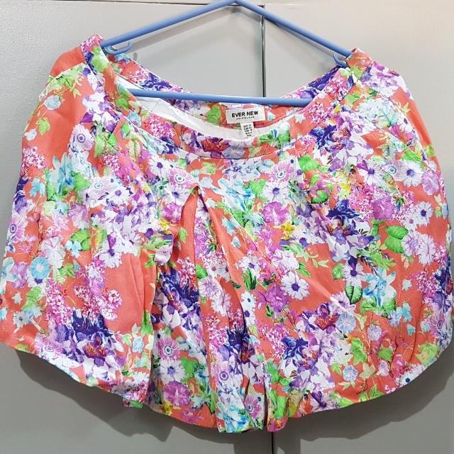 Ever New Floral Shorts