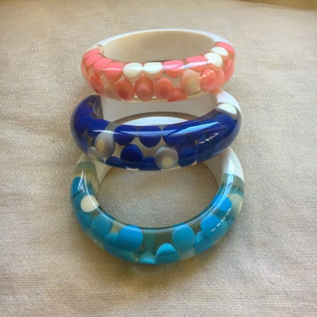 Forever21 Bubble Bangles
