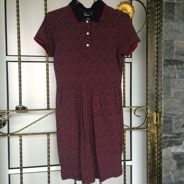 Fred Perry  Dress 💯