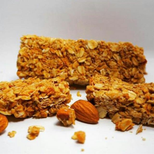 Healthy Mate Granola Bar Peanut Butter