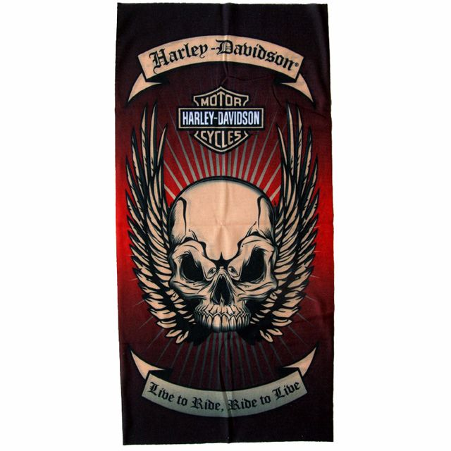 Harley Davidson Scarf Headband Buff Motorcycle Bikers HD01 ... 9f134446367