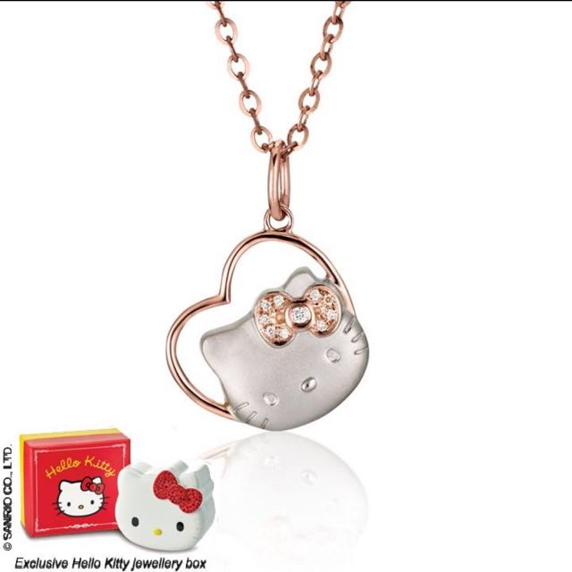 57d26814b Hello Kitty (Pendant Only) Poh Heng, Women's Fashion, Jewellery on ...
