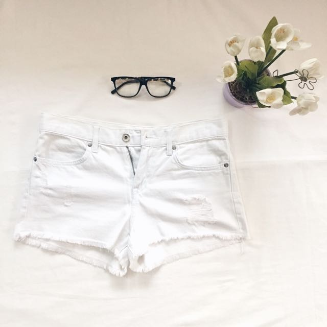 h&m inspired shorts ♡