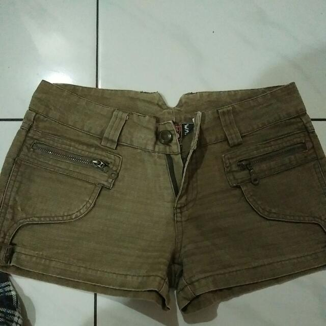 Hotpants Size M