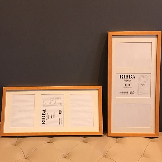 Ikea Ribba Photo Frames