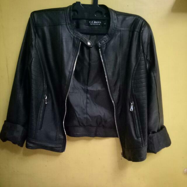 Jacket Kulit