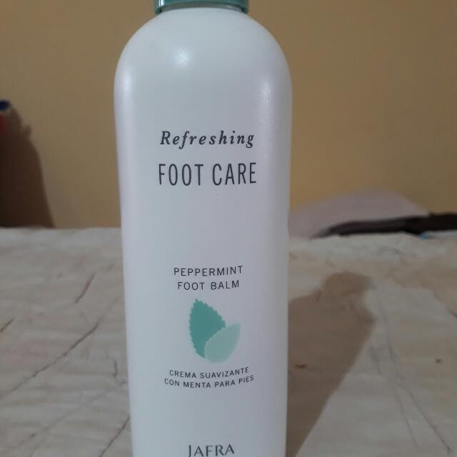 JAFRA PEPPERMINT FOOT BALM