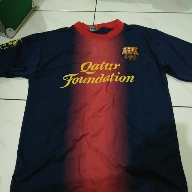 Jersey Barca New