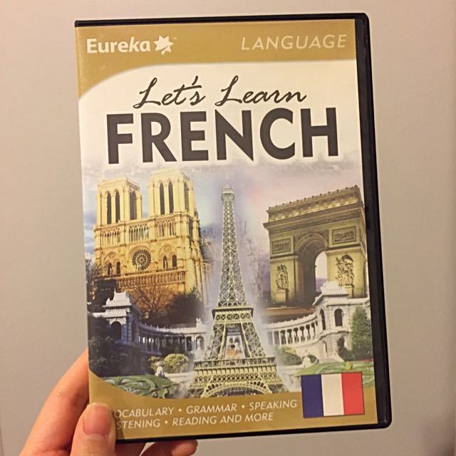 Let's Learn French CD