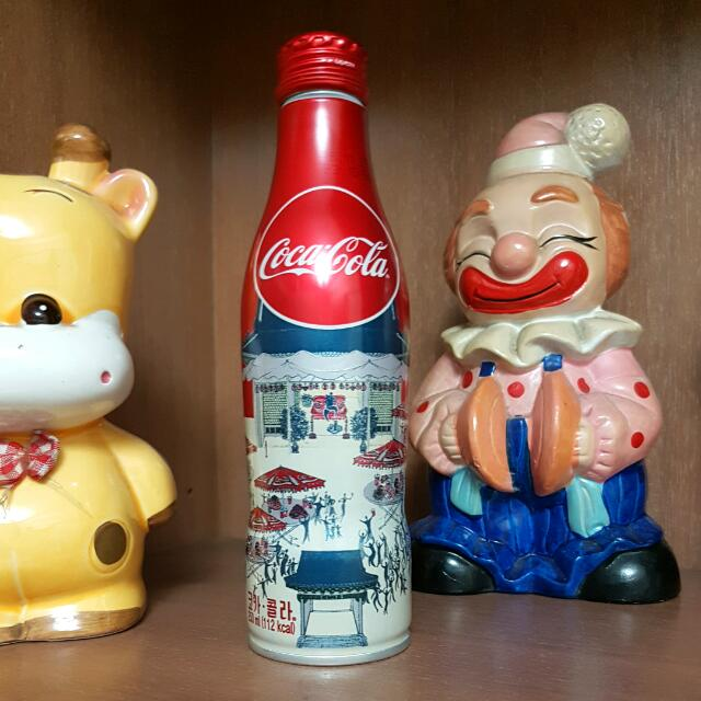Limited Edition Coca-Cola (Korea Castle)