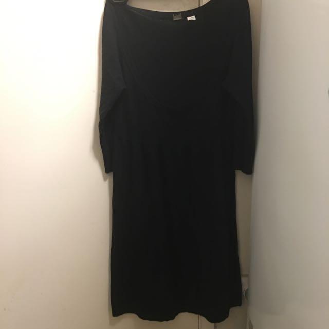 Long Neck Dress (size 12)