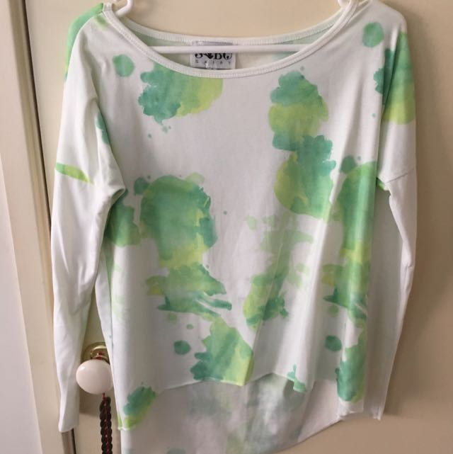 Long Sleeve Top - Size 8