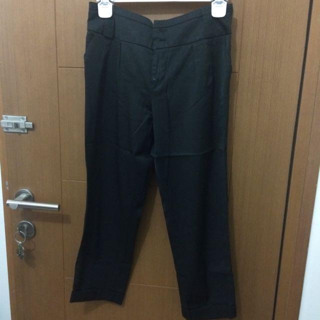 Magnolia Black Pants