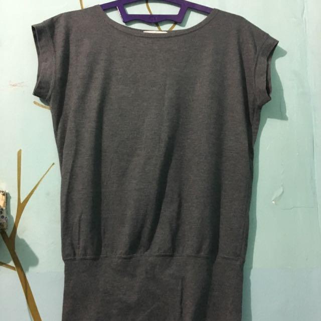 Magnolia Grey Shirt