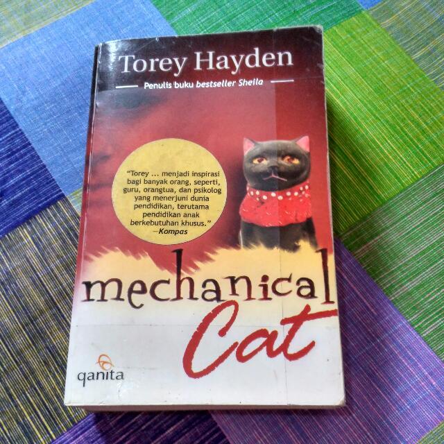 Mechanical Cat Torey Hayden