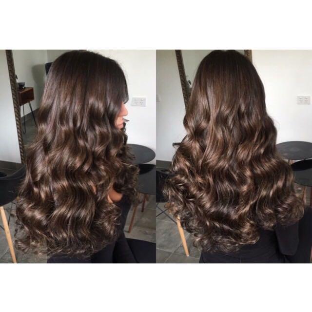 Mobile Hair Curls/Waves $35