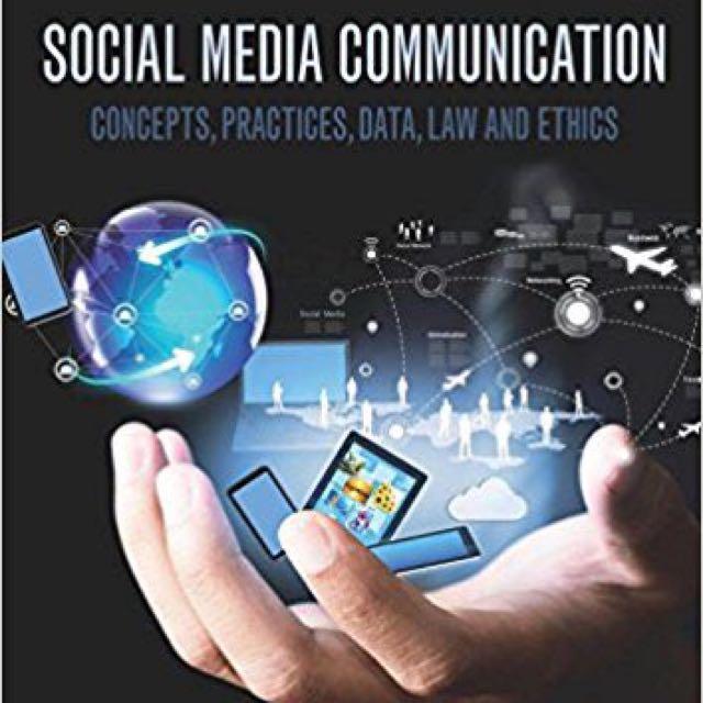 NM4881A: Topics in Media Studies: Social Media, Books