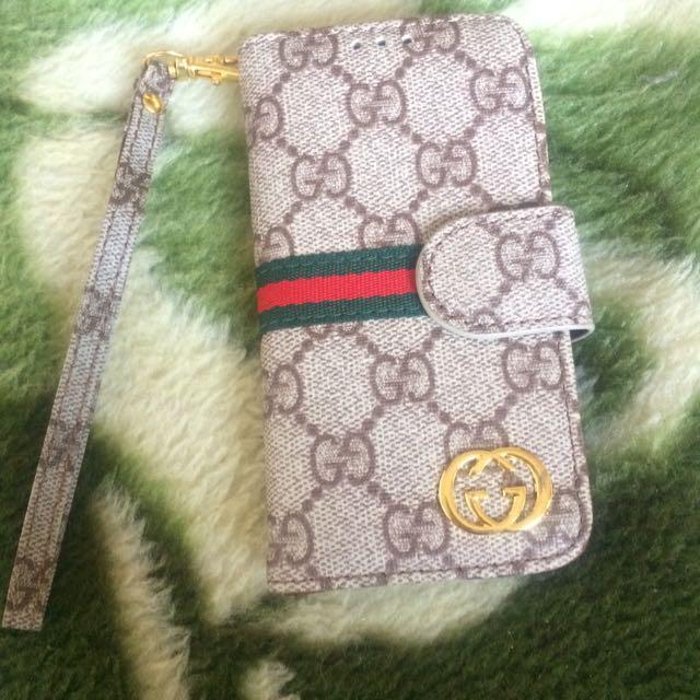Non Authentic Gucci iPhone 5 Case