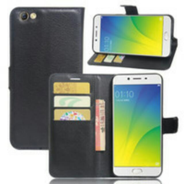 online store 528c8 281d7 Oppo R9s Flip Cover Phone Case With Card Slot