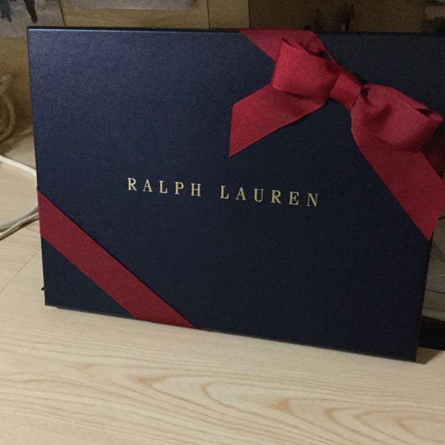 photo photo ... & Original Polo Ralph Lauren Gift Box Everything Else on Carousell