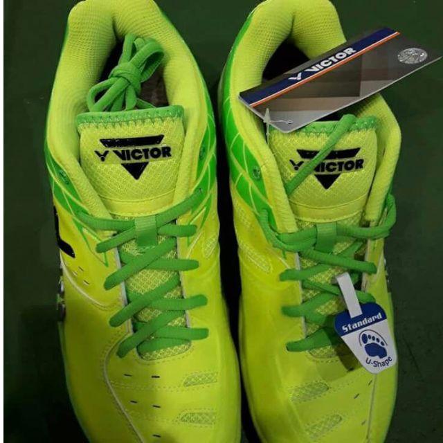 Paket Sepatu Badminton Victor Barang Pelatnas (Tantowi Ahmad)