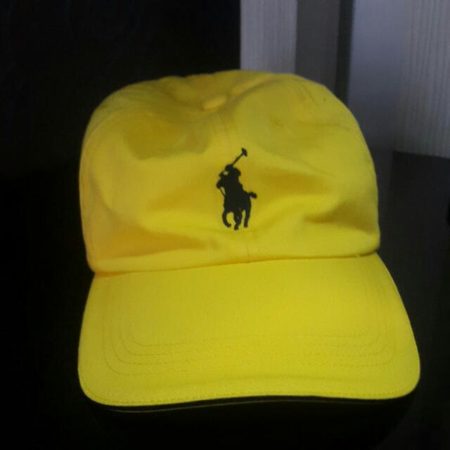 POLO HATS LEATHER STRAPS (ORIGINAL)