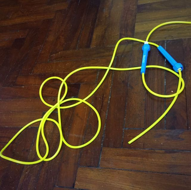 Reebok Skipping Rope