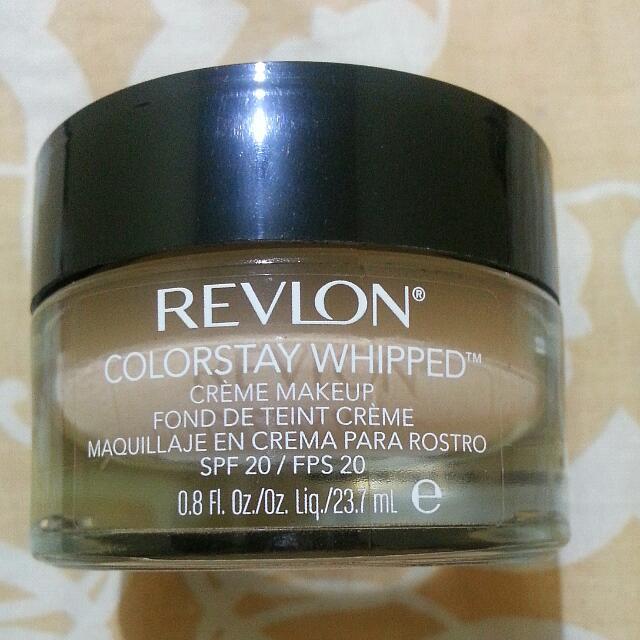 Revlon Colourstay Whipped Cream Foundation