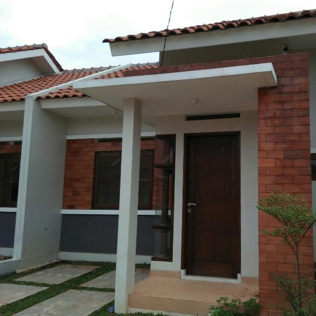 Rumah Minimalis Bangunan Semi Apartemen Depok Property For