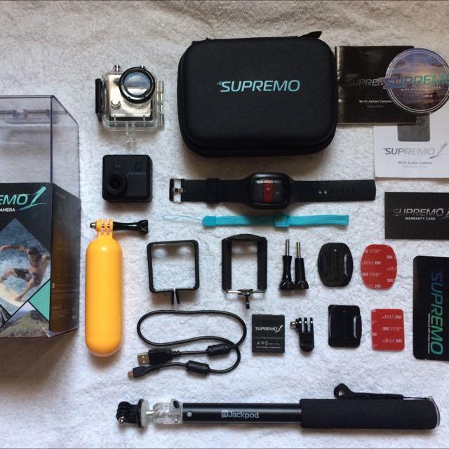 ❗️RUSH❗️ SUPREMO 1 Action Camera